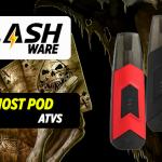FLASHWARE : Ghost Pod 350mAh (ATVS)