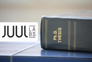STATI UNITI: I fondatori della sigaretta elettronica Juul pubblicano il video della tesi difesa a Stanford.
