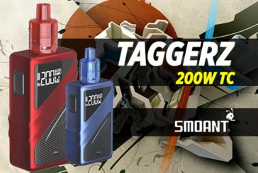 BATCH INFO: Taggerz 200W TC (Smoant)