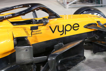 """הכלכלה: """"Vype"""" הלוגו יופיע על F1 McLaren ב בחריין Grand Prix"""
