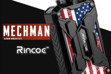 BATCH INFO: Mechman Mesh TC 228W (Rincoe)