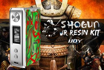 BATCH INFO: Shogun JR Resin 126W (Ijoy)