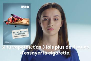 """קנדה: """"אל תיפול במלכודת"""", מסע מניעה נגד vaping צעירים ..."""