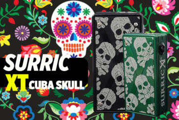 BATCH INFO: Surric XT Cuba Skull (Surric Vapes)