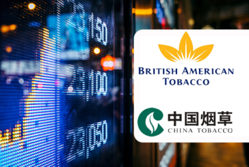 ECONOMY: The British American Tobacco title falls, China National Tobacco succeeds its IPO!