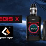 INFORMACIÓN DEL LOTE: Aegis X 200W (Geekvape)