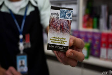 THAILAND: First Asian country to impose the neutral pack of cigarettes!