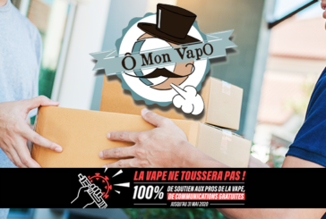 """COVID-19: The store """"Ô mon vapo"""" at your service during the pandemic!"""