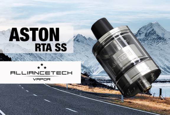 BATCH INFO: Aston RTA SS (Aston Vape)