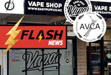 NEW ZEALAND: Restricted vaping supply to the detriment of tobacco control