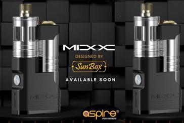 INFORMAZIONI SUL LOTTO: Mixx (Aspire / Sunbox)