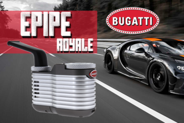 INFO BATCH : Epipe Royale (Bugatti Vapor)