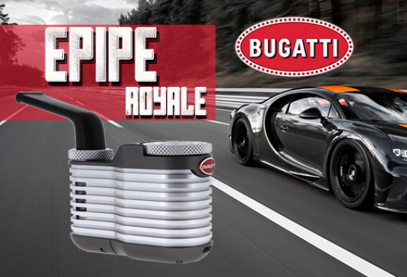 BATCH INFO: Epipe Royale (Bugatti Vapor)