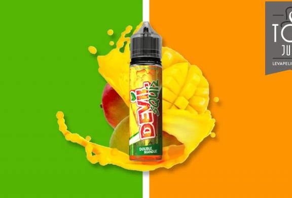 REVIEW / TEST: Double Mango (Devil Squiz Range) by AVAP