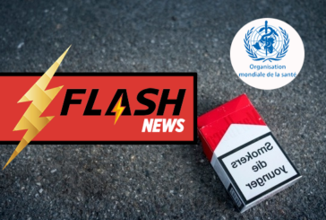 """HEALTH: WHO announces a """"progression"""" in the fight against smoking despite the crisis."""