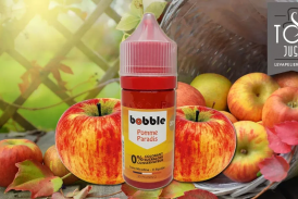 RECENSIONE / PROVA: Paradise Apple (Fruity Range) di Bobble