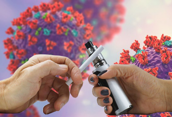 STUDY: Why are vapers and smokers more sensitive to Covid-19?