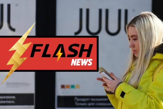 RUSSIA: JUUL in difficulty following a new bill on vaping
