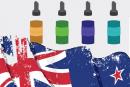 NUOVA ZELANDA: lo studio degli aromi nello svapo potrebbe cambiare la legge!